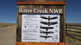 Bitter Creek National Wildlife Refuge